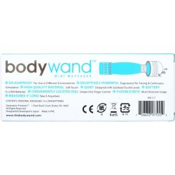 Bodywand Mini - Neon Blue 6 Product Image