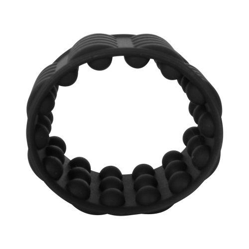 Adonis Silicone Reversible Silicone Enhancer - Black 1 Product Image