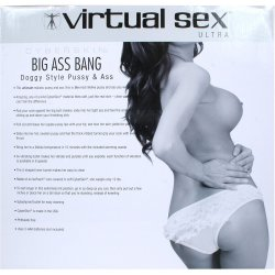 Cyberskin Big Ass Bang Doggie Style Pussy & Ass 9 Product Image