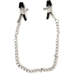 Sex & Mischief: Chained Nipple Clamps 1 Product Image