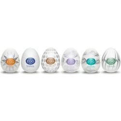 Tenga Easy Beat Egg 6 Pack - Hard Boiled 2 Product Image