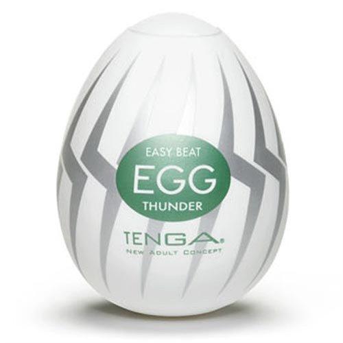 Tenga Easy Beat Egg - Thunder 1 Product Image