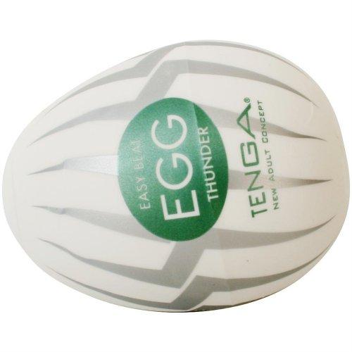 Tenga Easy Beat Egg - Thunder 6 Product Image