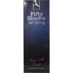 Fifty Shades of Grey Official Collection: Drive Me Crazy Glass Wand 6 Product Image