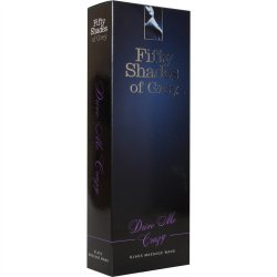 Fifty Shades of Grey Official Collection: Drive Me Crazy Glass Wand 7 Product Image