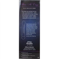 Fifty Shades of Grey Official Collection: Drive Me Crazy Glass Wand 8 Product Image