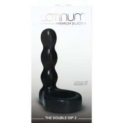 Platinum Silicone: The Double Dip 2 - Black 6 Product Image
