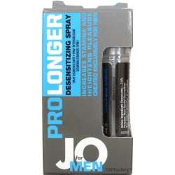 JO for Men: Prolonger Desensitizing Spray - .07 oz. 4 Product Image