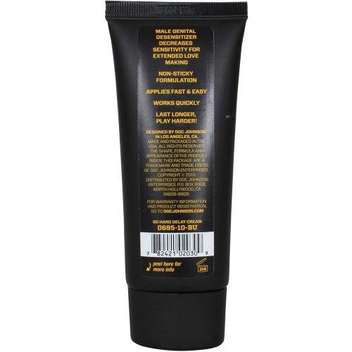 Optimale: So Hard Cream - 2 oz. 2 Product Image