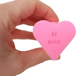 Naughty Candy Heart: Be Mine - Pink 6 Product Image