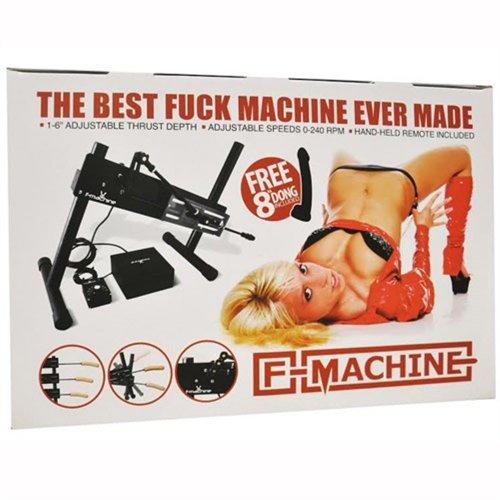 F-Machine Pro - 110V 5 Product Image
