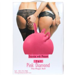 Pink Diamond: Single Magic Ball - Pink 6 Product Image