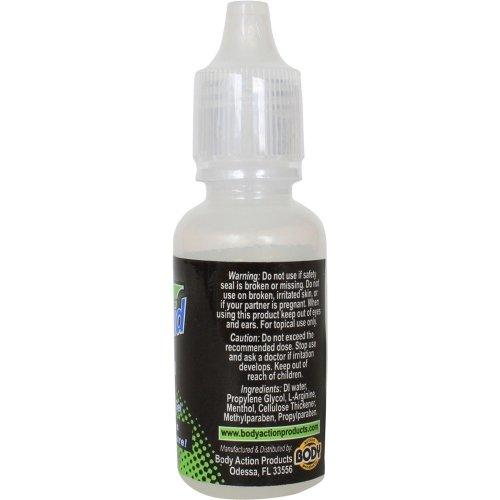 Liquid V for Men: Stimulating Gel - .5 oz. 3 Product Image