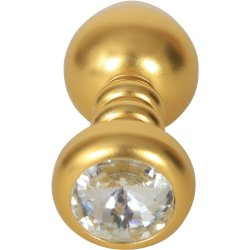Fetish Fantasy Luv Plug - Gold 3.25'' 3 Product Image