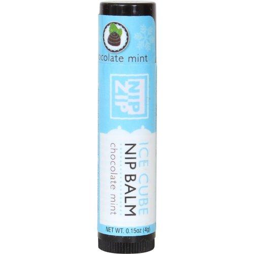Nip Zip Ice Cube Nip Balm - Chocolate Mint 2 Product Image