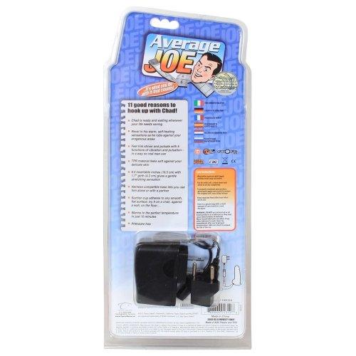 Average Joe: Vibrating And Heating The Lifeguard Chad - 6.5'' 10 Product Image