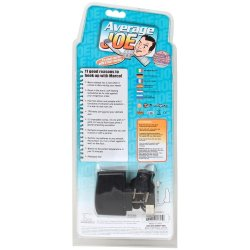 Average Joe: Vibrating And Heating The Detective Marco - 5.5'' 8 Product Image