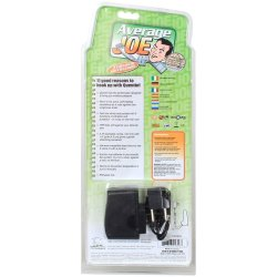 Average Joe: Vibrating And Heating The Engineer Quentin - 5.75'' 9 Product Image