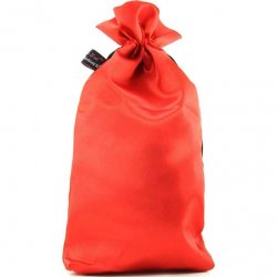 Sugar Sak: Designer Toy Bag - Red - Large Product Image