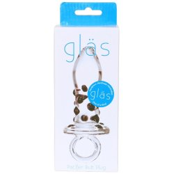 Glas Pacifier Butt Plug 5 Product Image