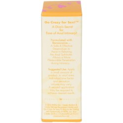 Crazy Girl Anal Ease Gel - .5oz 4 Product Image