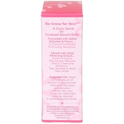 Crazy Girl Sex Arousal Creme - .5 oz. 4 Product Image