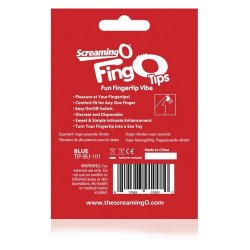 Screaming O Fing O Tips - Blue 5 Product Image