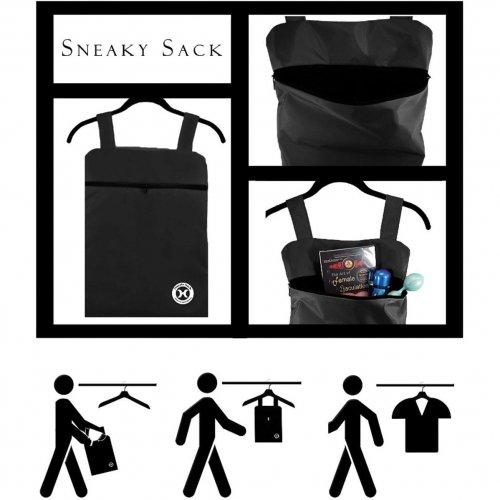 Sneaky Sack - Black 4 Product Image