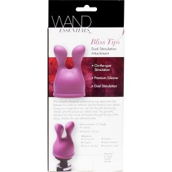 Bliss Tips Silicone Wand Attachment 7 Product Image