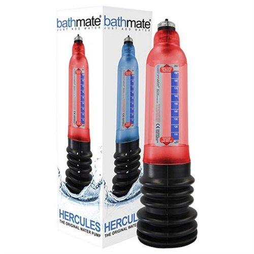 Bathmate Hercules Water Pump - Red 3 Product Image