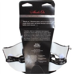 Fifty Shades of Grey Official Collection: Masquerade Masks Twin Pack 3 Product Image
