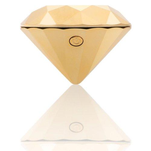 Bijoux Indiscrets: Twenty One Vibrating Diamond - Gold 2 Product Image