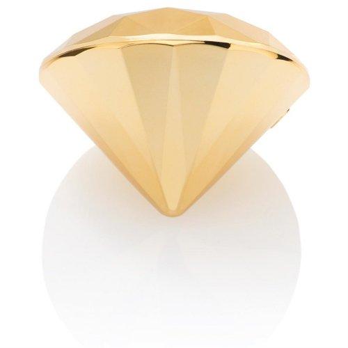 Bijoux Indiscrets: Twenty One Vibrating Diamond - Gold 3 Product Image