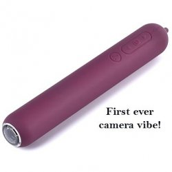 Siime Eye Wireless Lighted Camera Vibe - Violet Product Image