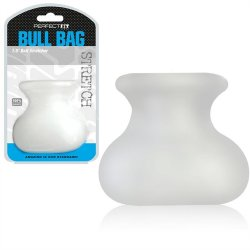 Perfect Fit: Bull Bag - Clear 1 Product Image