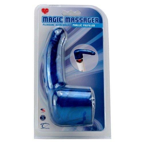 Magic Massager Phallic Attachment 6 Product Image