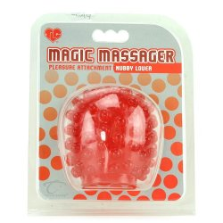 Magic Massager Nubby Lover Attachment 6 Product Image