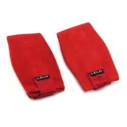 Etherea Cuffs - Red 3 Product Image