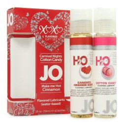 System Jo XOXO Flavored Set: Cotton Candy And Cinnamon - 1oz 1 Product Image