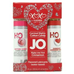 System Jo XOXO Flavored Set: Cotton Candy And Cinnamon - 1oz 5 Product Image