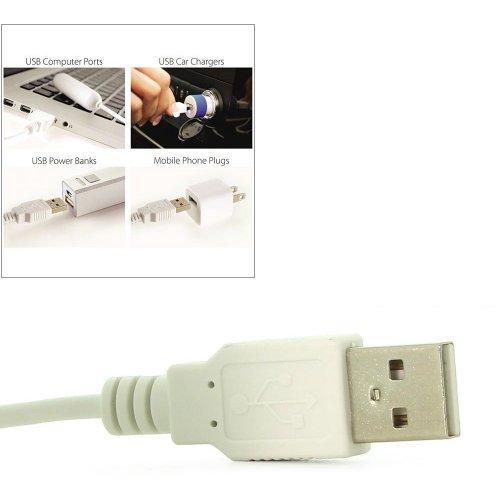 iSex USB Bullet - White 5 Product Image