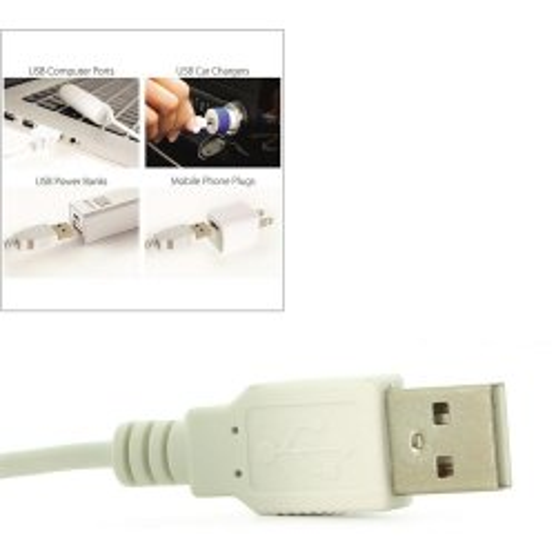 iSex USB Super Stroker Masturbator - White 5 Product Image