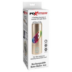 Pipedream Extreme Toyz: Rechargeable Roto-Bator Ass 6 Product Image