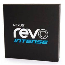 Nexus Revo Intense Rotating Prostate Massager - Black 5 Product Image