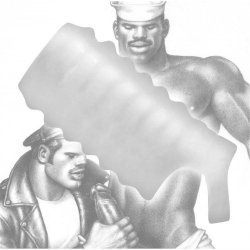 Tom of Finland Stroker Sheath 3 Product Image