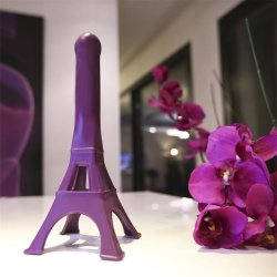 Eiffel Tower Dil - Purple 2 Product Image
