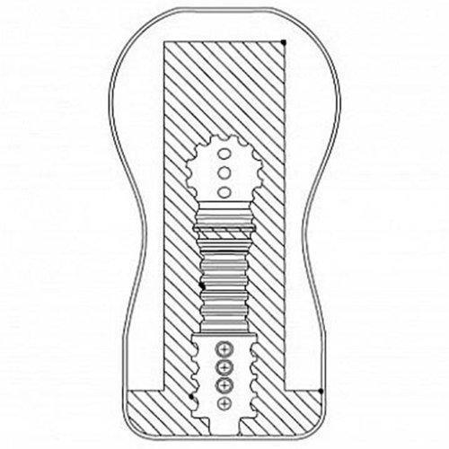 Shots Toys: Twizzle Masturbator Kit 6 Product Image