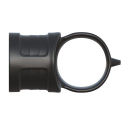 Pipedream Fantasy C-Ringz Mr. Big Cock Ring & Ball Stretcher - Black 2 Product Image