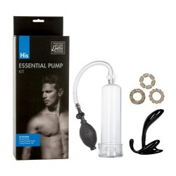 His Essential Pump Kit Product Image