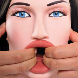 Pipedream Extreme Toys: Hot Water Face Fucker - Brunette 5 Product Image